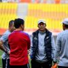 河南建业主帅王宝山谈疫情期间的集训 表达了对新赛季的憧憬和展望