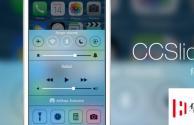 手机教程:iOS7.1.2越狱插件推荐:CCSliders亮度滑动条变万能神器