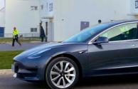 特斯拉将向欧洲买家出售中国制造的Model3