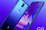 Blu G9 大屏大电池锐利外观亮相